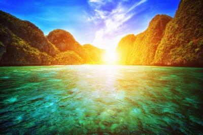 oceán cesty