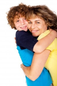 dítě a důvěra
