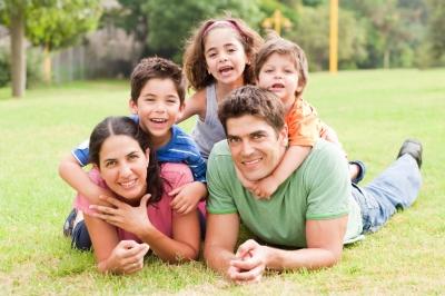 štastná rodina 3