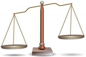 nerovnováha