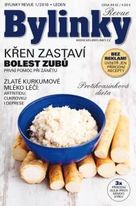 Bylinky revue 01/2016